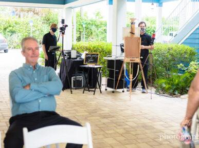 Wedding Live Stream Videographer, Wedding Videographer Orlando, Live Stream Company